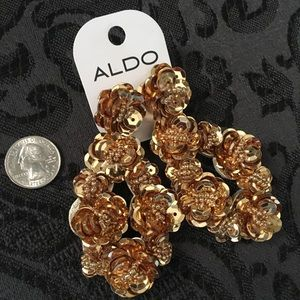 NWT Aldo Chandelier Earrings